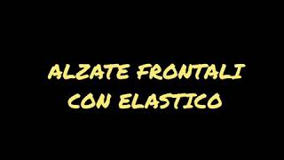 WORKOUT OUTDOOR – Alzate frontali con elastico